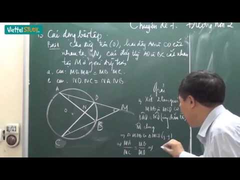Ôn thi tuyển lớp 10 toán đường tròn Bài 01 Tóm tắt lý thuyết