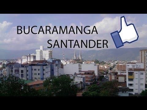 BUCARAMANGA SANTANDER la ciudad bonita