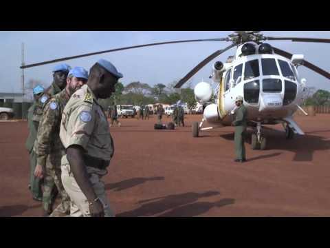Bambari, une ville sans armes et sans groupes armés