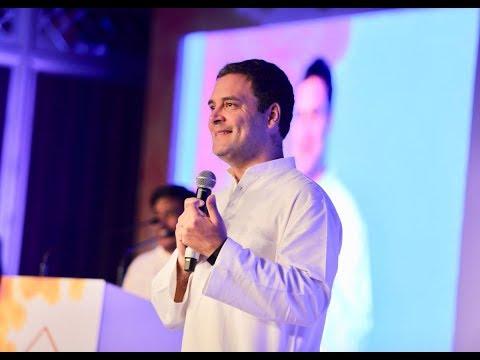 Karnataka Election 2018: Interaction of Rahul Gandhi with Citizens of Bengaluru