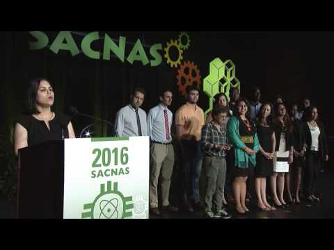 2016 SACNAS: National Institutes of Health - Professional Chapter of the Year