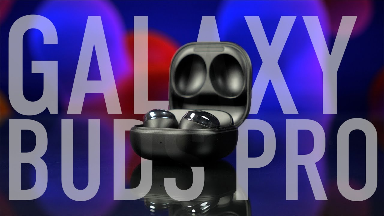 Обзор Samsung Galaxy Buds Pro! Лучшие TWS?