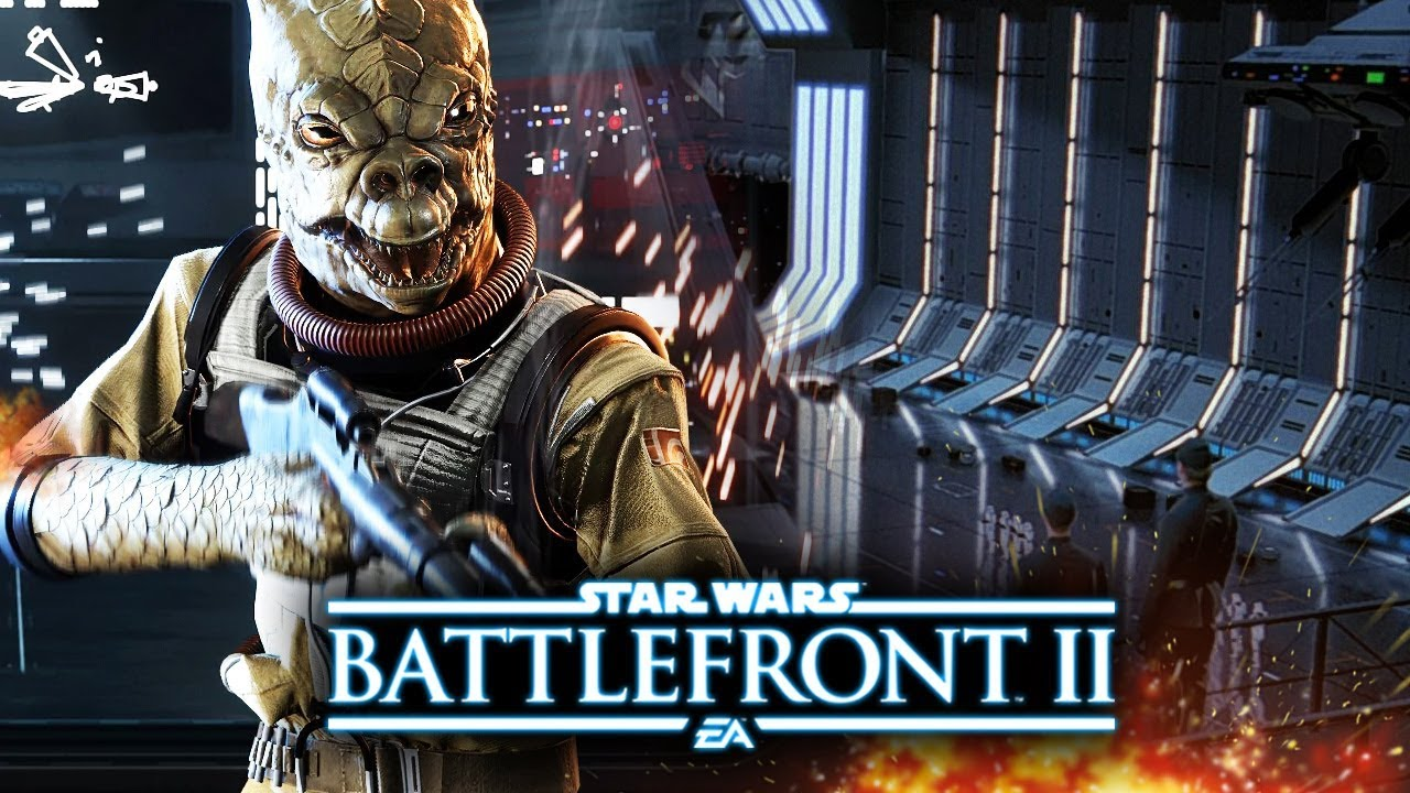 Star Wars Battlefront 2 How To Dominate The Battlefront As Bossk New Gameplay Tips And Hero Guide