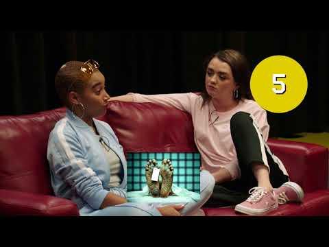 Converse Public Access Ep. 1: Maisie Williams x Amandla Stenberg