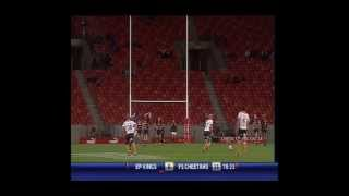 Nico Scheepers Highlight Package