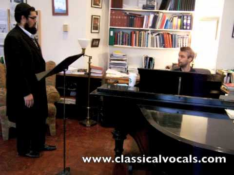 Classical Voice Lesson #28 Resonating with Z
