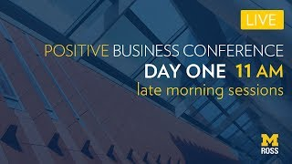 2018 Positive Business Conference - Part Two