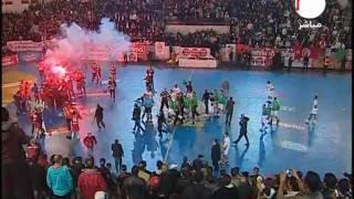 فوز تونس على الجزائر23-19 وتتويجه بكاس افريقيا لكرة اليد