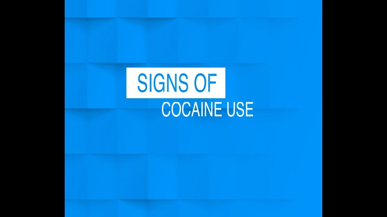 Signs of Cocaine Use | Symptoms of Abuse & Addiction