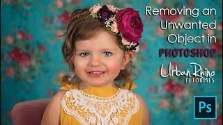 How to Remove an Unwanted Object in Photoshop