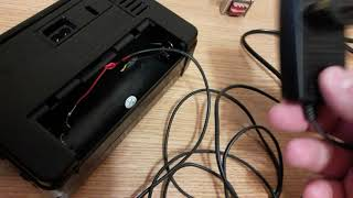 Ремонт приемника Golon. Repair receiver Golon.