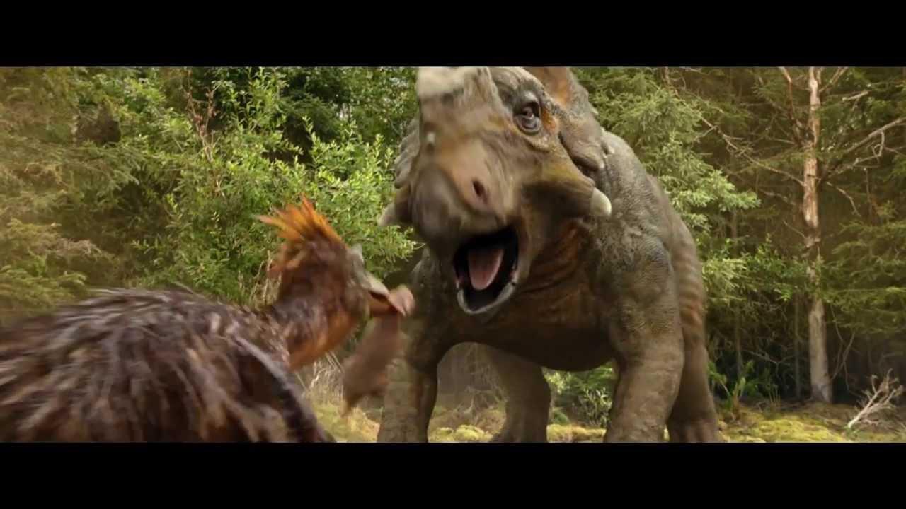 A Spasso con i Dinosauri - Trailer Ufficiale ...