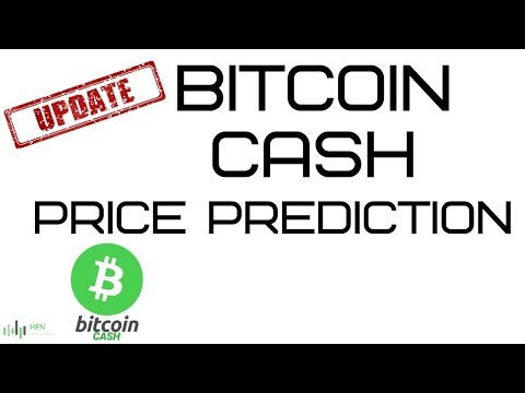 BITCOIN CASH (BCH) PRICE PREDICTION (UPDATE)