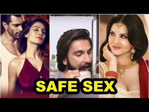 Top 5 Bollywood Celebrities Who Have Endorsed Safe Sex 2018 [Bollywood Cafe]