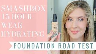 SMASHBOX Studio Skin 15 HOUR WEAR Foundation REVIEW and WEAR TEST