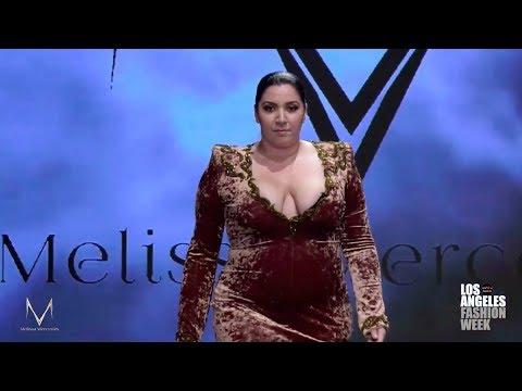 Melissa Mercedes   Fall/Winter 2018/19   Los Angeles Fashion Week Art Hearts. http://bit.ly/2HOChP6