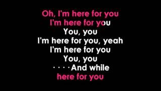 here for you karaoke kygo ft ella henderson