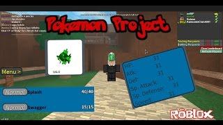 Roblox: Project Pokemon code: GREEN AURA MAGIKARP!