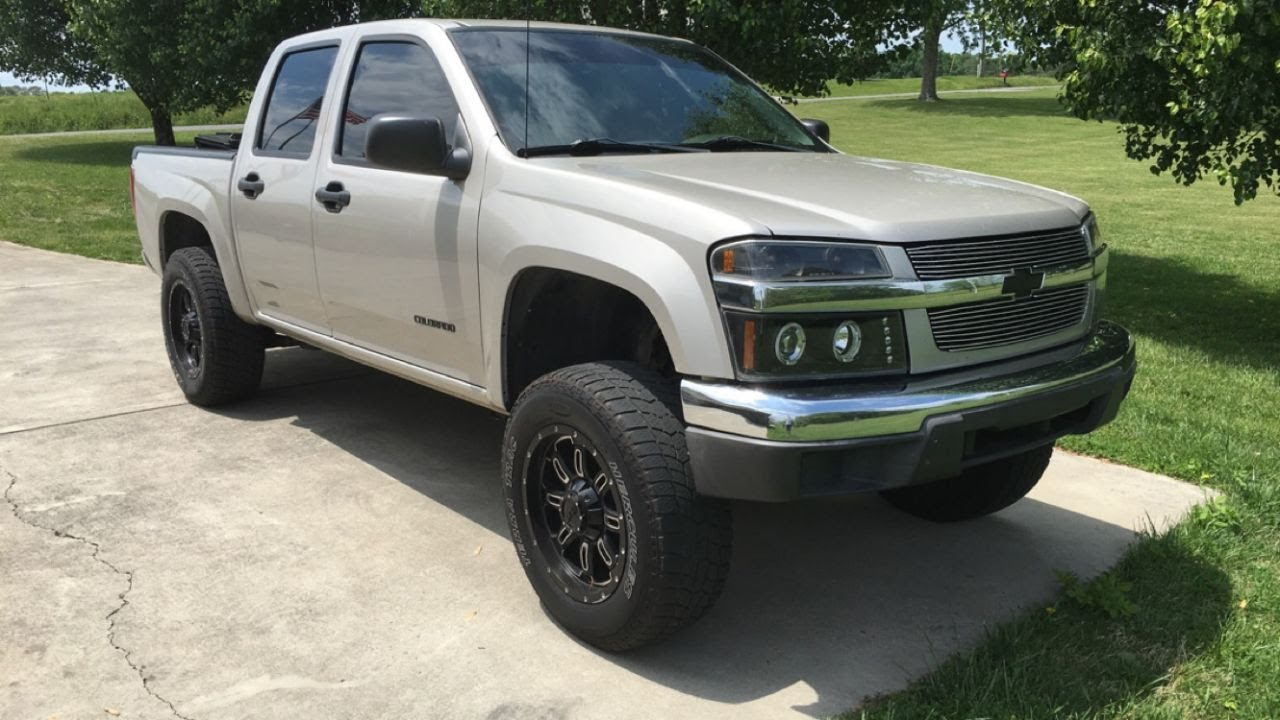 Lifted Chevy Colorado >> Lifted Chevy Colorado - YouTube