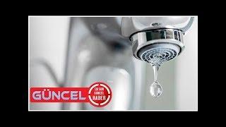 İSKİ su kesintisi! İstanbul'da hangi bölgelerde su kesintisi yaşanıyor?