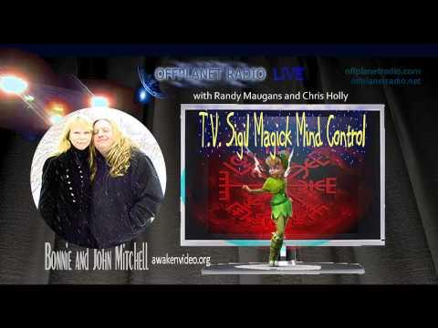 Bonnie and John Mitchell: TV Sigil Magick Mind Control