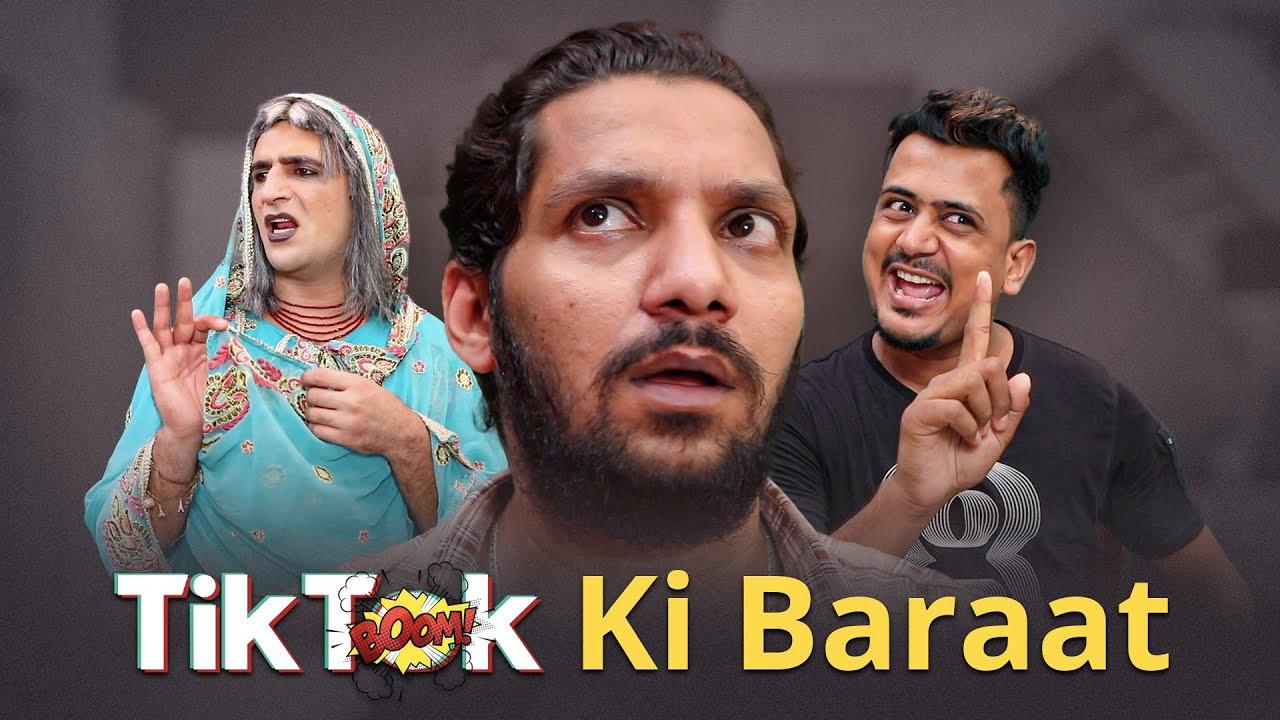 Tiktok Ki Baraat || Hyderabadi Entertainment