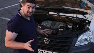 Бешеная Газель с V8 300 Л.С.!!!