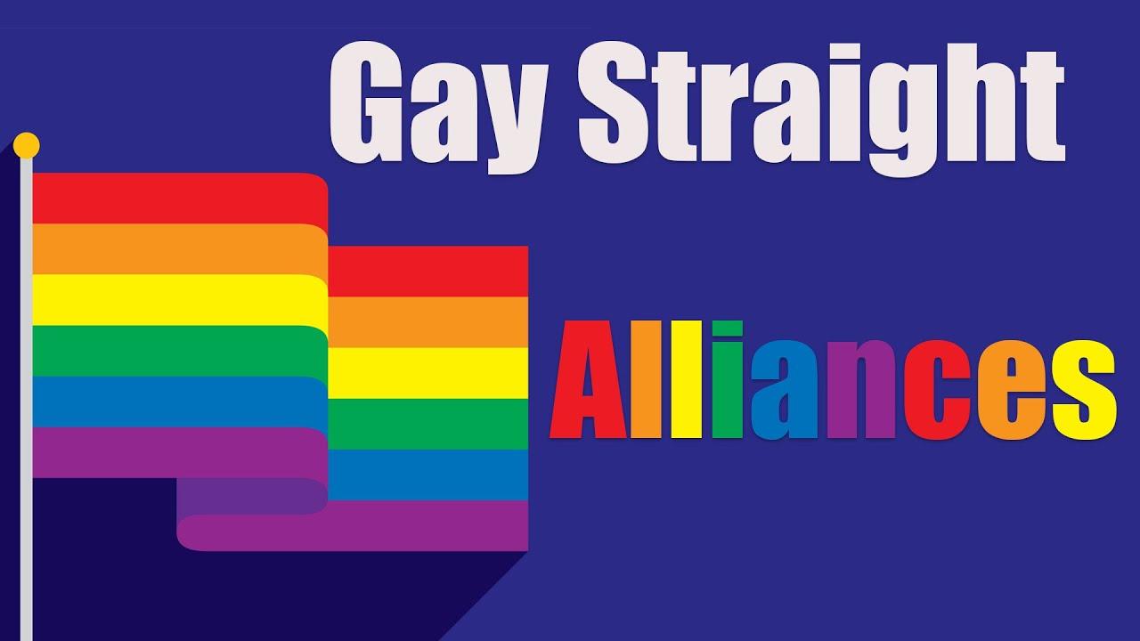 Girl naket gay straight alliance logo girls naked