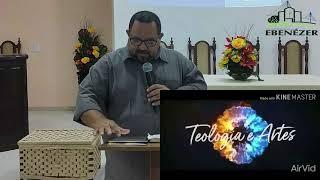Família Ebenézer - Culto de Oracão  24/11/20 -Mateus 27: 45-56