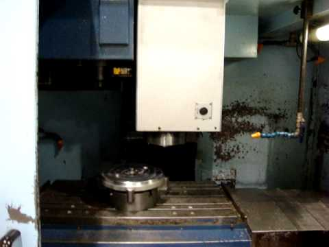 Matsuura MC 660VG with 15,000rpm spindle & I Z-2 software.MPG