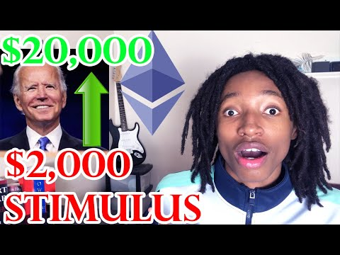 Ethereum is about to make me $10,000+ when the stimulus check arrives [urgent]
