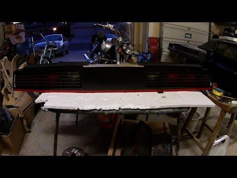 My Rear Light Blackout installation video