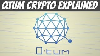 Qtum Cryptocurrency Explained ( Qtum = Bitcoin + Ethereum )