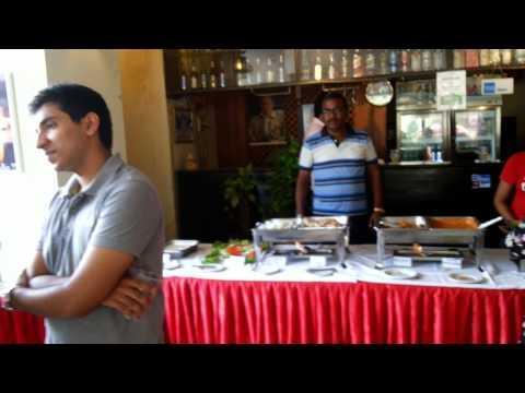 Bombay Palace Indian restaurant in krabi