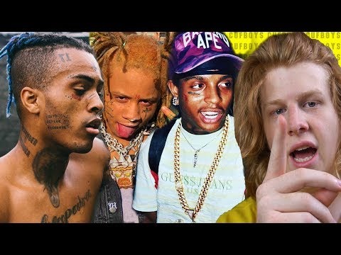 this was crazy.. Trippie Redd & XXXTENTACION  - Ghost Busters Ft. Ski Mask The Slump God REACTION!