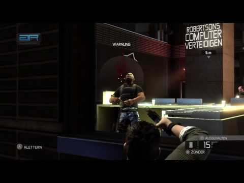 Splinter Cell Conviction Review / Test @ GameReport.de