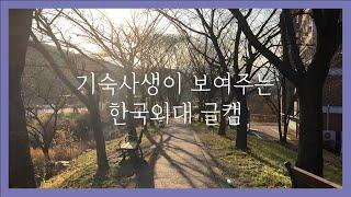 기숙사생이 보여주는 한국외대 글캠 ㅣHUFSon