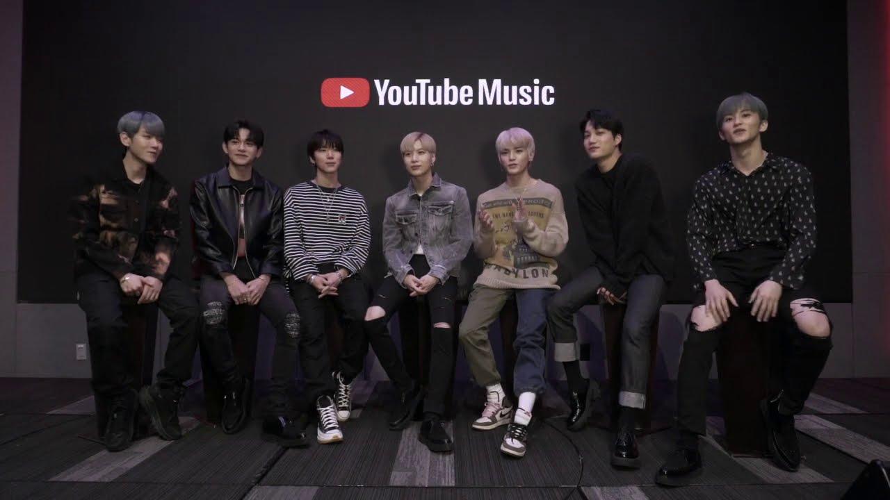 YouTube Music Presenta: SuperM