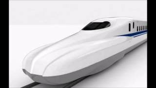 鉄道情報2016 東海道・山陽新幹線 次期新幹線車両N700S確認試験車の製作について