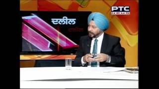 Repeat youtube video Daleel with SP Singh, on demonetisation, black money surgical strike and nationalism