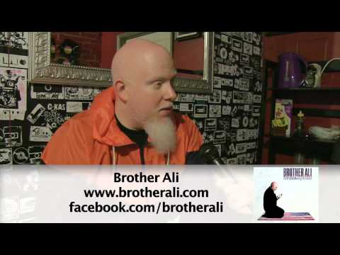 Interview with Brother Ali