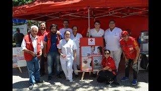 Cruz Roja Filial Corrientes concientiza sobre VIH SIDA