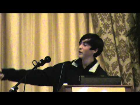 Nadav Ossendryver Talks At The EWT Gathering - 10 July 2012