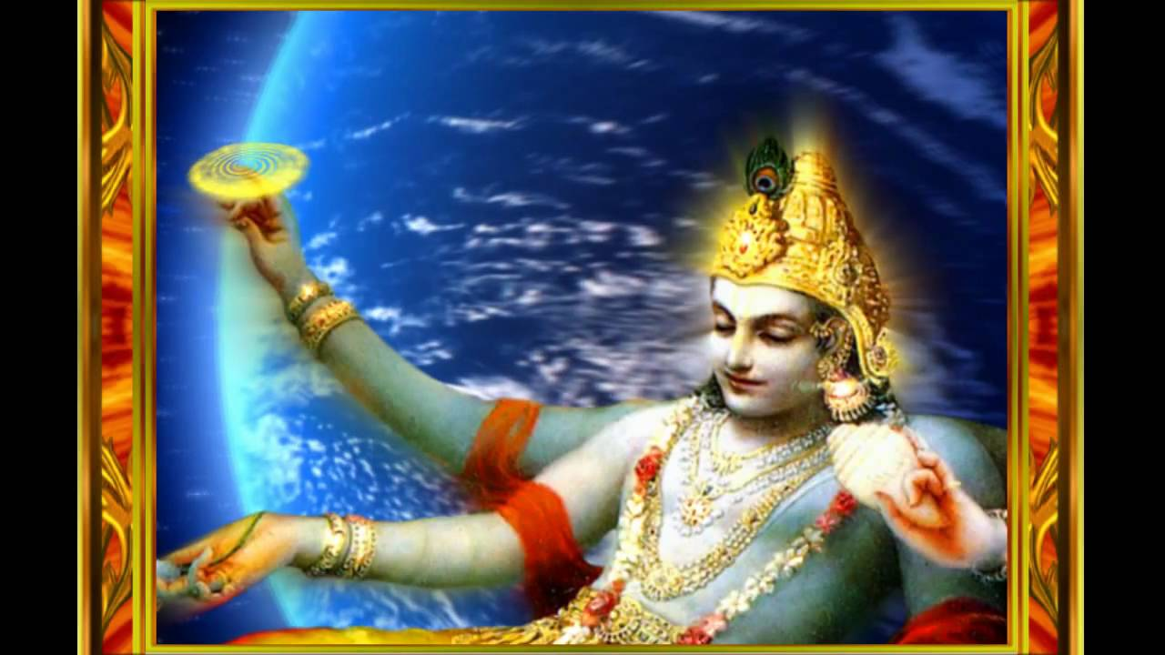 Sri Maha Vishnu - YouTube
