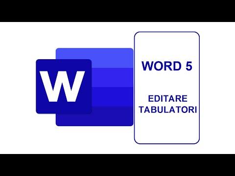 word 5 -