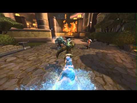 видео: smite  - pax 2011 геймплей
