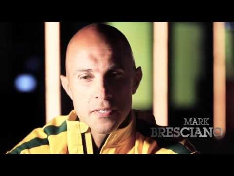 Mark Bresciano & Michael Zullo talk about Socceroos kit