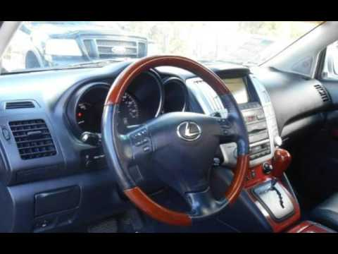 2008 Lexus Rx 400h Awd 4wd Navi Rr Camera Luxury Hybrid For In Sacramento Ca