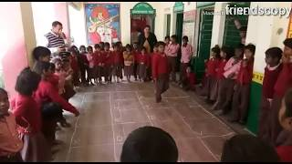 UP Primary School Kids Learning Through Play | UP Primary School