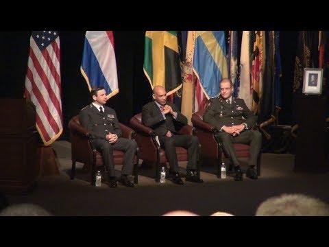 CGSC International Hall of Fame, Oct 2017